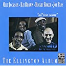 All too soon: The Ellington Album