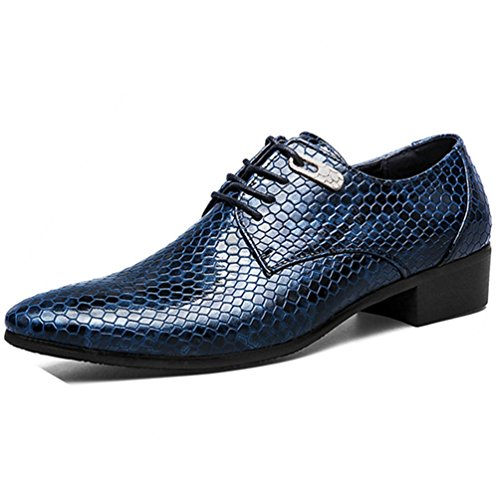 Männer Oxford Shoes Neue Mode Leder Casual Business pointierte Schuhe Hochzeitskleid Bootsschuhe