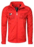 Geographical Norway -  Giacca - Uomo rosso L
