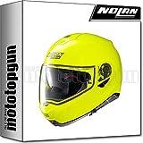 NOLAN CASCO MOTO MODULARE N100-5 HI-VISIBILITY FLUO GIALLO 022 TG. L