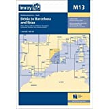 Imray Chart M12: Cabo de Gata to Denia and Ibiza M Charts ...