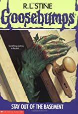 Stay Out of the Basement (Goosebumps - 2)