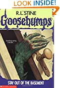 #9: Stay Out of the Basement (Goosebumps - 2)