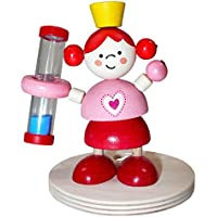 """Childs tooth brush holder with timer """"Princess"""