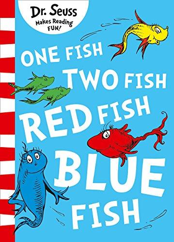 One fish, two fish, red fish, blue fish. Ediz. illustrata (Pb Om)