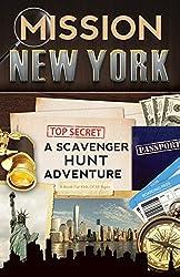 Mission New York: A Scavenger Hunt Adventure (For Kids)