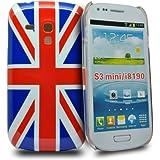 Accessory Master - Coque de protection arrière drapeau Royaume-Uni - pour Samsung galaxy S3 mini i81