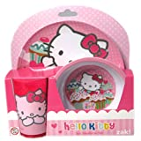 Ciao Kitty 3pc MealSet - Cup Cakes