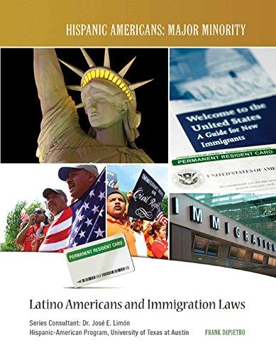 Latino Americans And Immigration Laws (hispanic Americans: Major Minority) por Frank Depietro epub