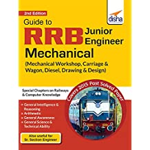 Guide to RRB Junior Engineer Mechanical