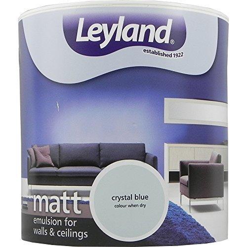 leyland-paint-water-based-interior-vinyl-matt-emulsion-crystal-blue-25-litre-by-leyland-paint