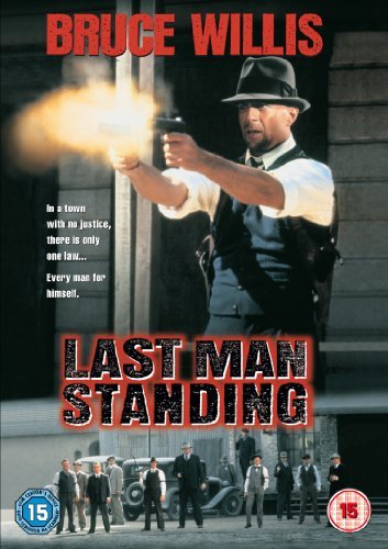 Last Man Standing [DVD] [1996] by Bruce Willis