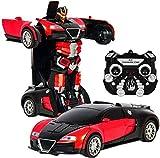 #5: Robot Transform to Car with 360 Rotation Autobots Bumblebee- Random Colour