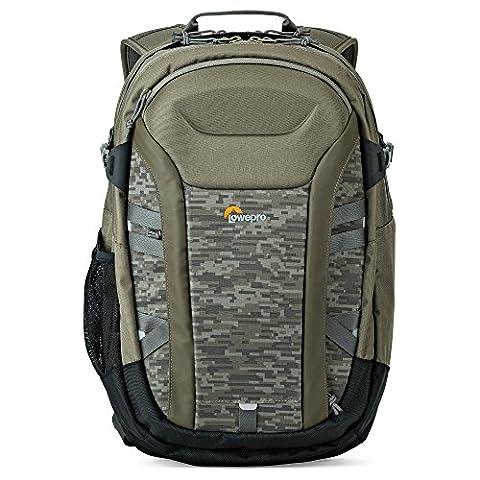 Lowepro Ridgeline Pro Backpack 300 AW Sac à Dos Loisir, 50 cm, 25 L, Mica/Pixel Camo