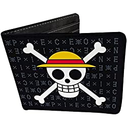 Cartera/Monedero One Piece - Skull-Luffy/Calavera