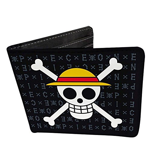 Cartera/Monedero One Piece - Skull-Luffy/Calavera