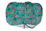 Olly Polly Kids Baby newborn Toddler Mattress with Mosquito Net - Green