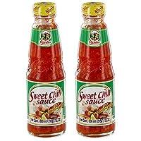 Thai Sweet Chilli Sauce with Lemon Grass Pantai - 200 ml (Pack of 2)