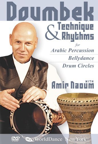 Preisvergleich Produktbild Doumbek Technique and Rhythms for Arabic Percussion,  with Amir Naoum: Beginner level Doumbek instruction,  Doumbek how-to,  Play Doumbek for belly dance