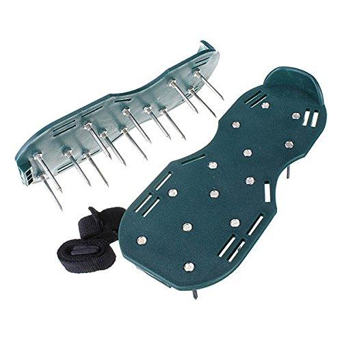 DaDago Gartenbläserei Rasenmäher Plastische Belüftungsschuhe Greensward Spikes Loosening Equipment (Grill Spike)
