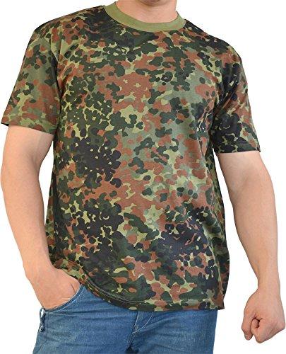 Original US T-Shirt in Woodland Flecktarn