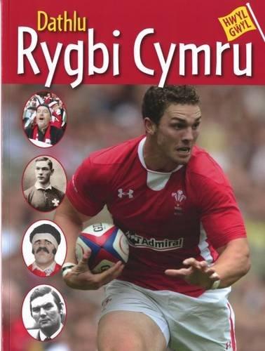 Hwyl Gwyl: Dathlu Rygbi Cymru por Alun Wyn Bevan