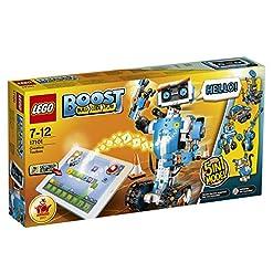 CreativasSet Construcción Programar Caja Boost Y 1 En Juguete Con 5 Lego Para De Jugar17101 Herramientas Robot hQCsrxtd