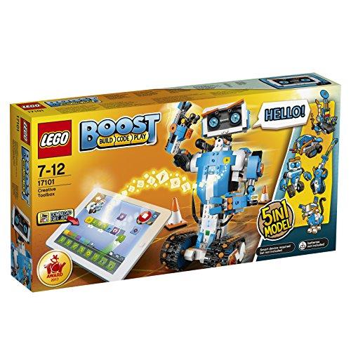 Robot lego para niños