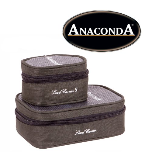 Anaconda Lead Carrier S Bleitasche 12x9x6 7140622