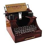 Vintage escalier à coudre Machine Piano rétro machine à écrire boîte à musique boîte musicale Personnalité Saint Valentin anniversaire vacances idées cadeaux...