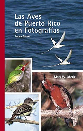 Las Aves de Puerto Rico en Fotografías (Spanish Edition) - Puerto Rico-fotografie