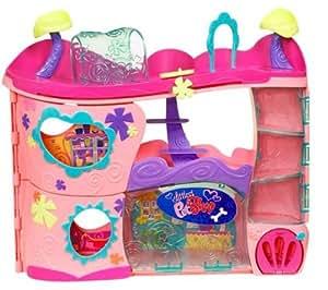 Hasbro petshop le salon de toilettage high tech - Le salon de toilettage petshop ...