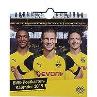 Unbekannt BVB Postkarten-Kalender 2019