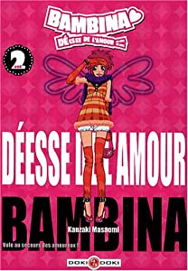 Bambina, déesse de l'amour Edition simple Tome 2