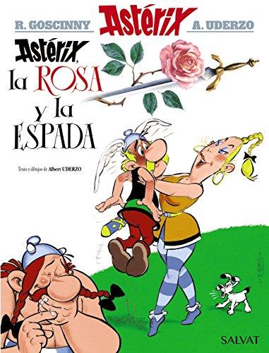 Astérix, la rosa y la espada (Castellano - A Partir De 10 Años - Astérix - La Colección Clásica)