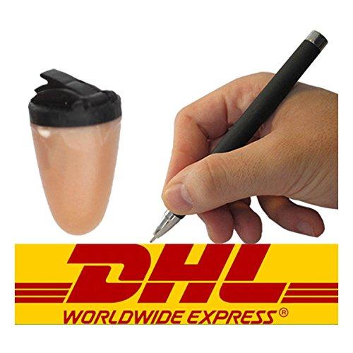Penna con piccolo auricolare bluetooth invisibile, GSM, wireless