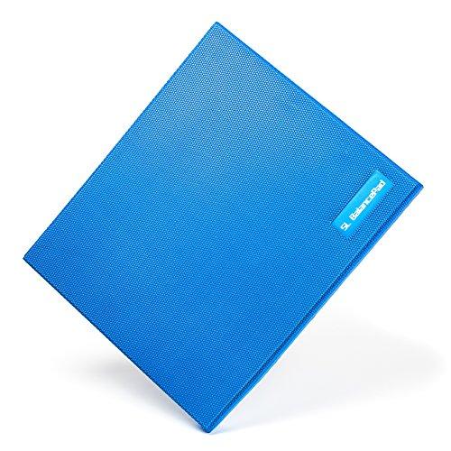 SL Balance Pad - Balance Board aus Schaumstoff - Fitness- und Gymnastik Kissen für Gleichgewichtstraining, Rehabilitation, Yoga, Pilates, Fitness, etc.