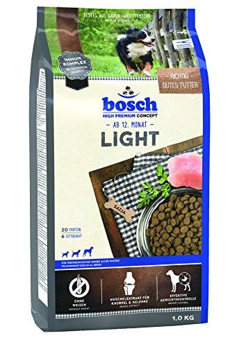 bosch Hundefutter Light 1 kg, 5er Pack (5 x 1 kg)