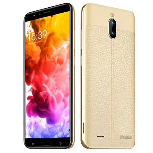 Moviles Libres Baratos,6.0 Pulgadas V Mobile J6 2GB RAM+16GB ROM,3800mAh Bateria,8MP Camara,Face ID,Dual Sim,Android 7.0...