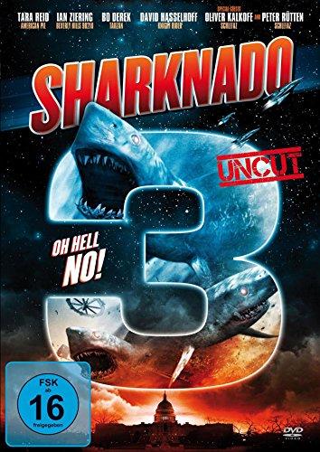 Sharknado 3 - Oh Hell No! (UNCUT)