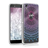 kwmobile Hülle für Alcatel IDOL 4 - TPU Silikon Backcover