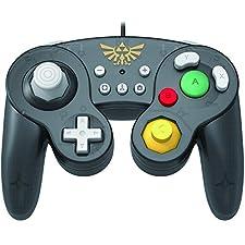 HORI Nintendo Switch Battle Pad (Zelda) Controller im GameCube-Stil [ ]