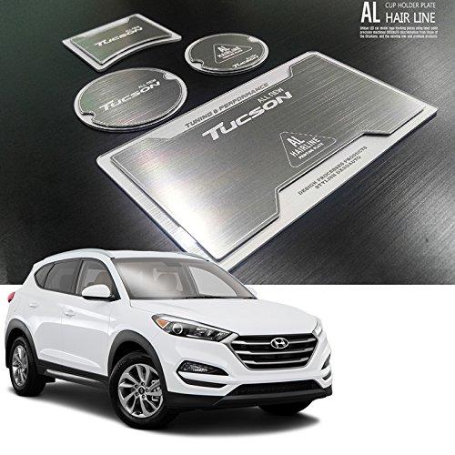 ADNAuto Entretoises Haut-Parleur pour Hyundai Ix35 Tucson D165mm