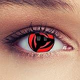 Naruto Cosplay Sharingan Kontaktlinsen Hatake Kakashi Naruto 3