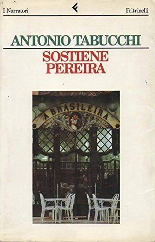 Sostiene Pereira Una testimonianza (stampa 1994)