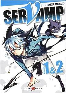 Servamp Edition écrin Tomes 1 & 2