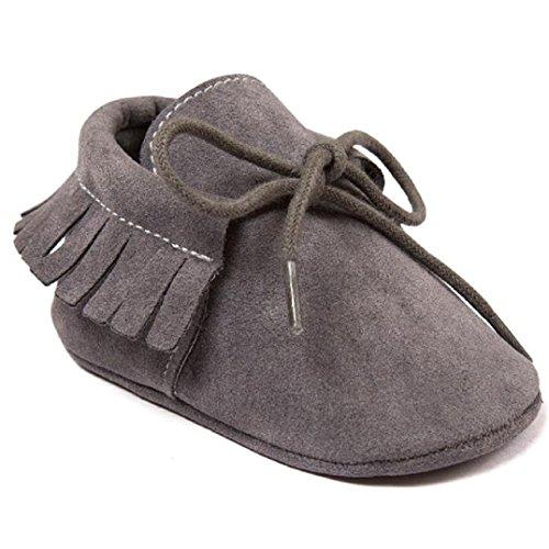 Fulltime® Lit bébé Glands Bandage souple Sole Sneakers Chaussures enfant