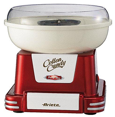 Ariete 2971 Cotton Candy Party Time / 450 Watt / Zuckerwatte-Maschine
