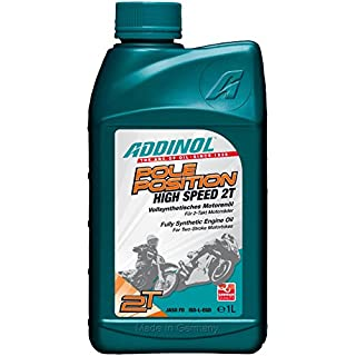 ADDINOL POLE POSITION HIGH SPEED 2T Zweitakter, 1 Liter