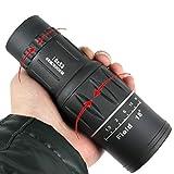 Yingnew 16x 52mm ad alta potenza monoculare telescopio per bird watching con super trasparente e Sharp immagine immagine